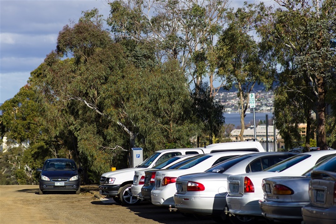 Hobart City Council Parking Fees