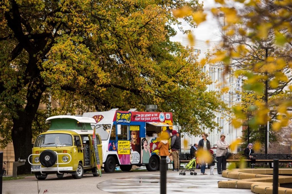 hobart food trucks