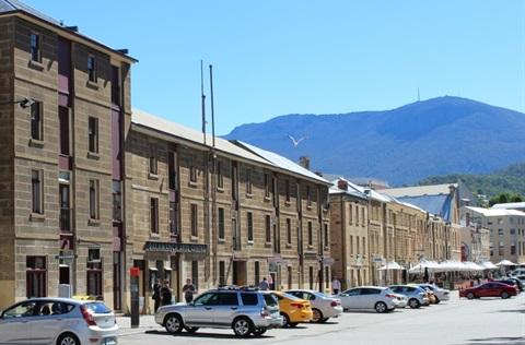 Noise and light - City of Hobart, Tasmania Australia