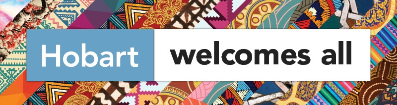 Hobart welcomes all web banner