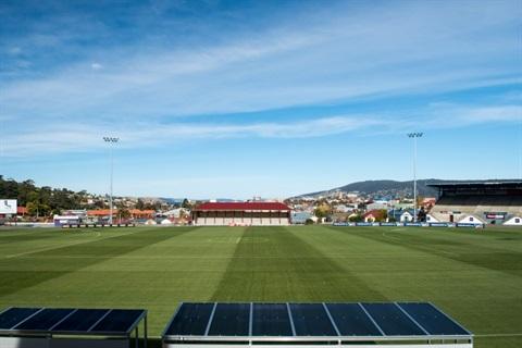 Sportsgrounds closures - City of Hobart, Tasmania Australia