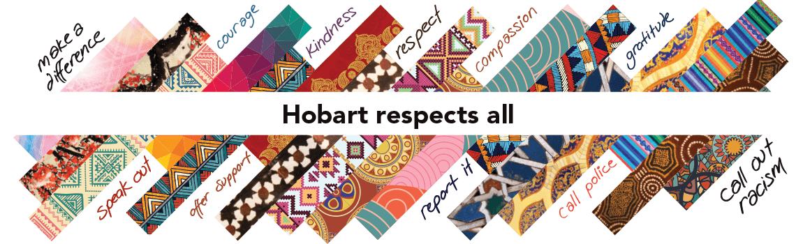 Hobart respects all