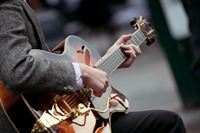 Image result for Laneway jazz buskers